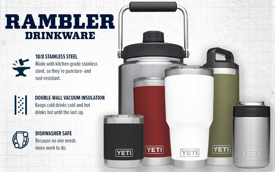 Custom Yeti Products